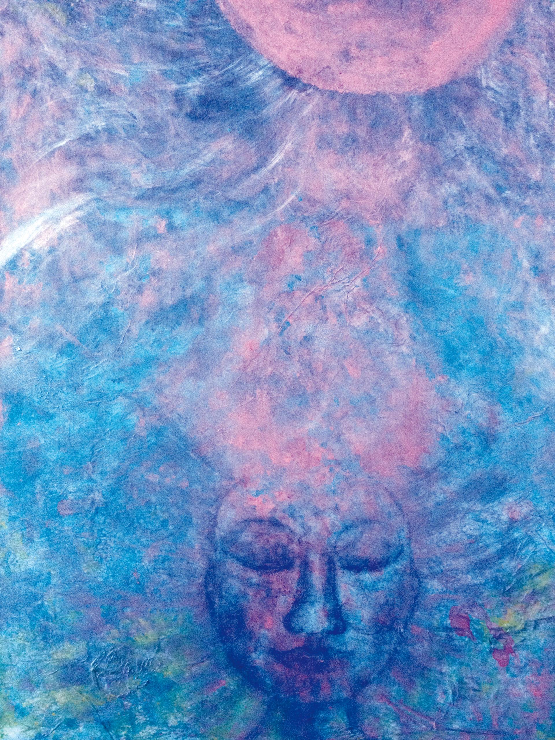 Meditation ist der Zustand des Seins