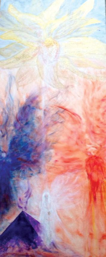 Energiebilder Kunst Stefanie Juds