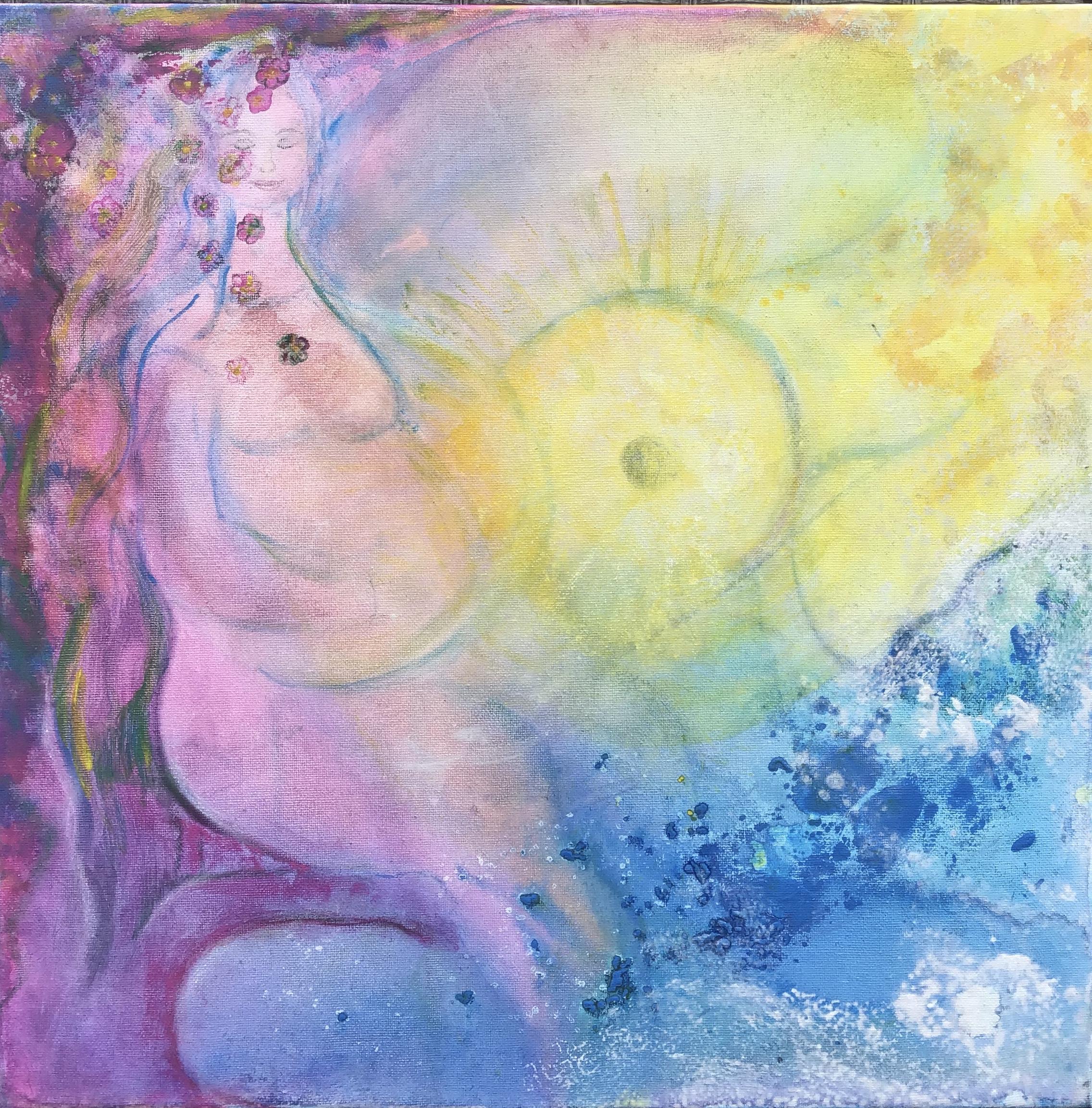 Schöpfung - Original Energiebild